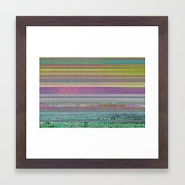 autotune 3 Framed Art Print