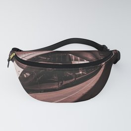 IET in Red  Fanny Pack