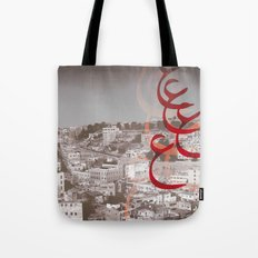 Amman City Tote Bag