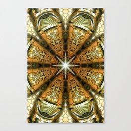 Animal Print Abstract 2 Canvas Print