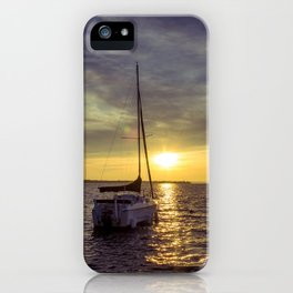 Sail into the Sun iPhone Case
