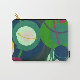 Night Jungle Carry-All Pouch