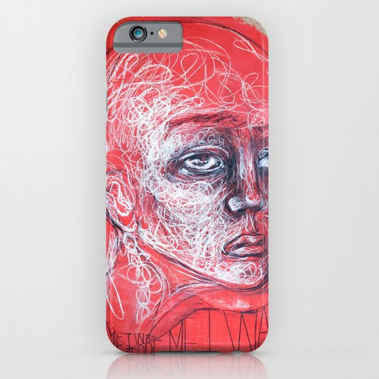 Before me I was... iPhone & iPod Case
