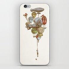 The Great Balloon Adventure iPhone Skin