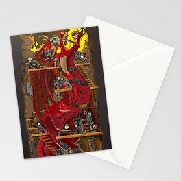 Dragon Inside Stationery Cards