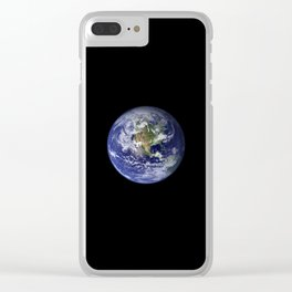 Home from Afar Clear iPhone Case