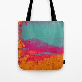 Acid & Energy Landscape Tote Bag