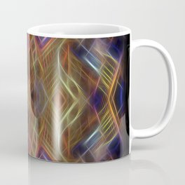 Journey To The Centre Of A Thoughtwave Coffee Mug