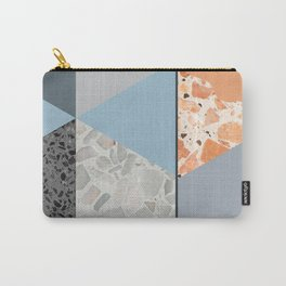 Terazzo Tiles Carry-All Pouch