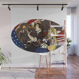 Tangled Infinate Wall Mural