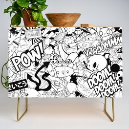 So what's on your mind? Credenza