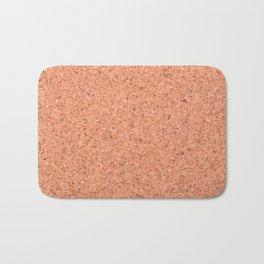 cork board background Bath Mat