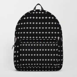black and gray Backpack