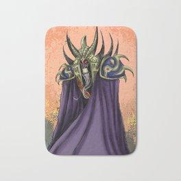 The Necromancer Bath Mat