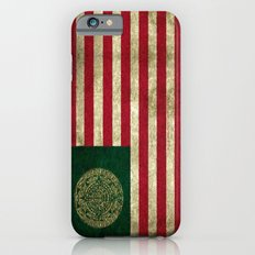 MEXICAN AMERICAN - 030 Slim Case iPhone 6