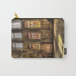 Sunlight Through the Windows Carry-All Pouch
