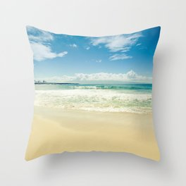 Kapalua Beach Honokahua Maui Hawaii Throw Pillow
