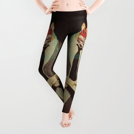 The Letter Leggings