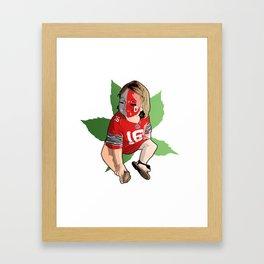 Hayden OSU Framed Art Print