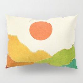 Minimal Landscape 11 Pillow Sham