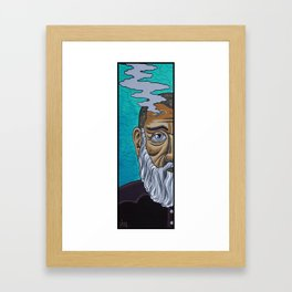 Ancient Wisdom Framed Art Print