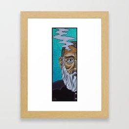 Ancient Wisdom Framed Art Print