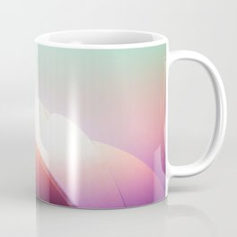 Dreamy Pastels of the Lotus Temple Coffee Mug