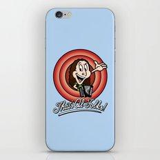 That's Al Folks! (Modern) iPhone & iPod Skin