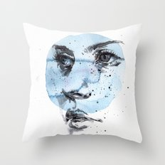 small piece 27 Throw Pillow
