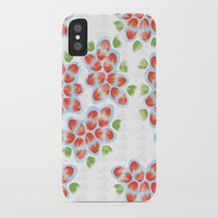 hawaii iPhone & iPod Cases featuring Hawaii by K I R A   S E I L E R
