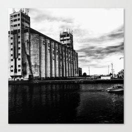 Collingwood Canvas Print