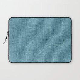 Solid Blue Laptop Sleeve