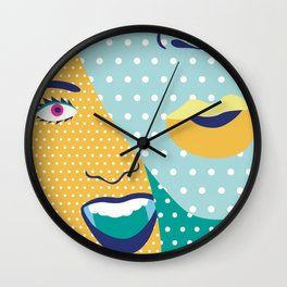 Web Party 1.3 Wall Clock