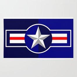 Air Force Rug