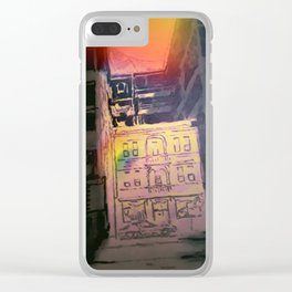 Like a Stone Clear iPhone Case