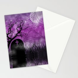 Hallow In Pink Stationery Cards