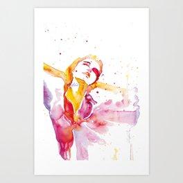 Rêverie Art Print