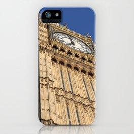 Big Ben, London (2012) iPhone Case