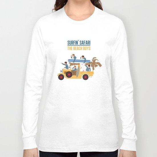 Surfin Safari Long Sleeve T-shirt