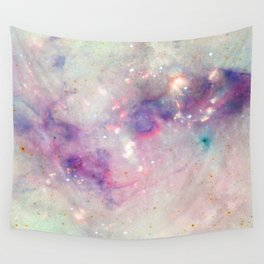 The colors of the galaxy Wall Tapestry