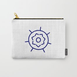 Peace Mandala Carry-All Pouch