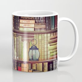 The Cozy Cottage Reading Nook Coffee Mug