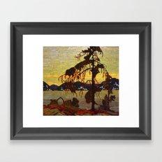 Tom Thomson - The Jack Pine Framed Art Print