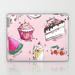 Food Love Laptop & iPad Skin