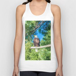 Bird of Prey Unisex Tank Top