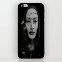 """""""slither"""" iPhone Skin"""