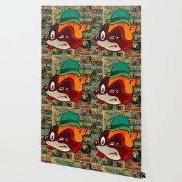 Raccoon Face Wallpaper