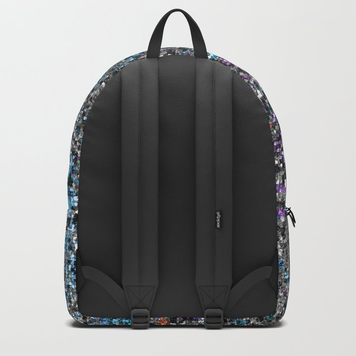 Lights will guide me home Backpack