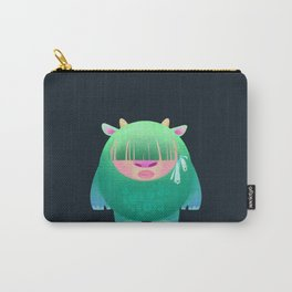 girl monster  Carry-All Pouch