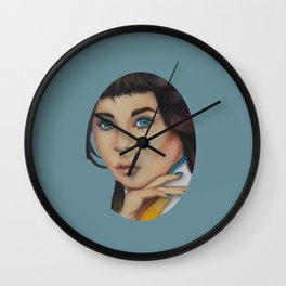 Ask Not the Sparrow Wall Clock